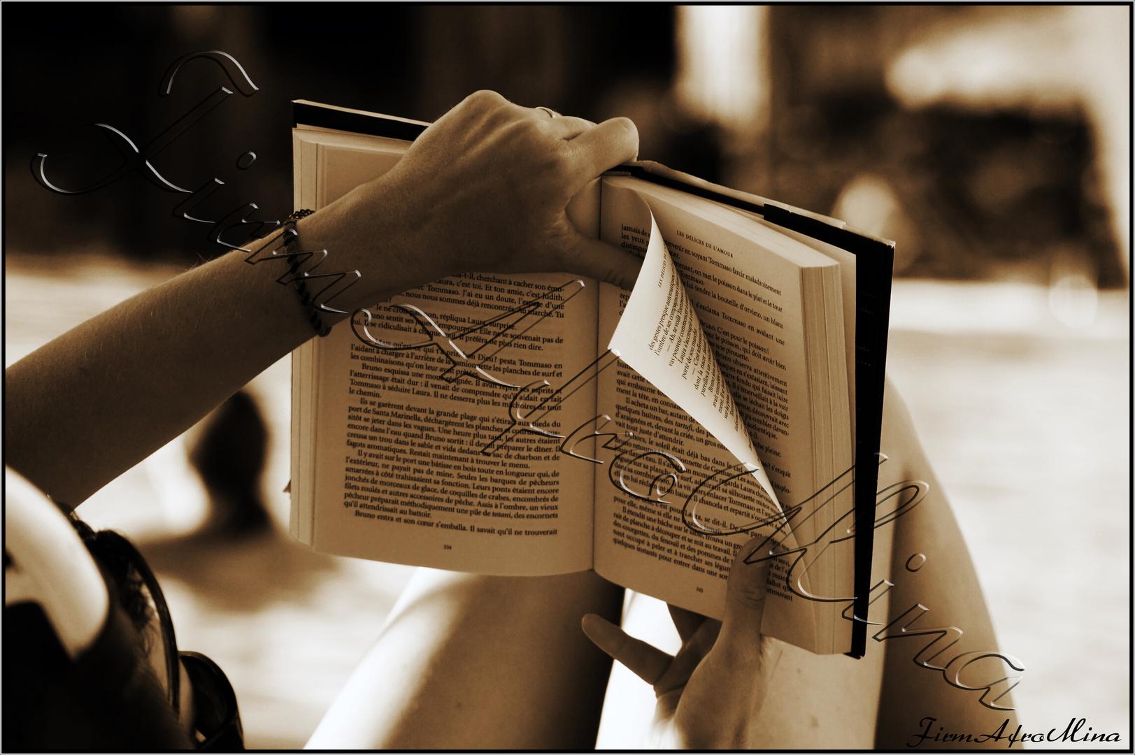 De bons moments, ...des pages qu'on refuse de tourner.