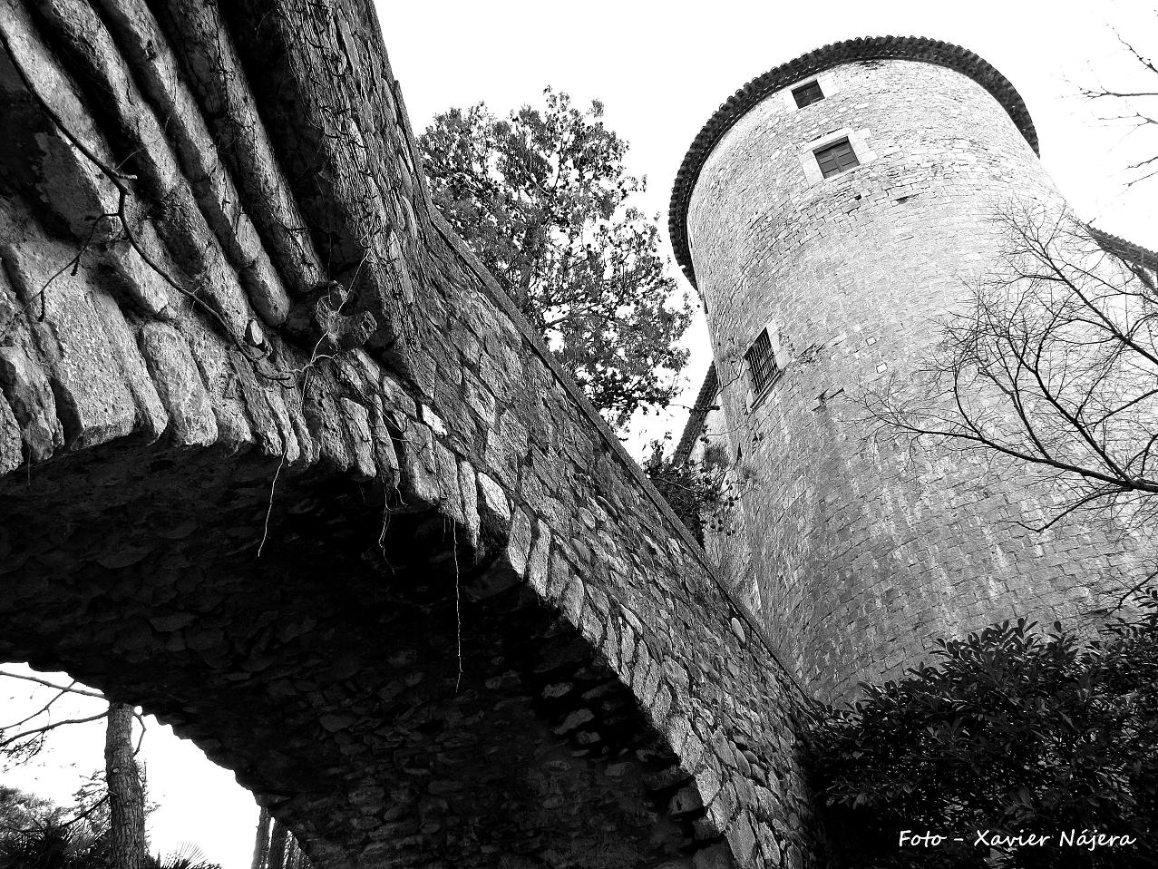 De camino a la torre