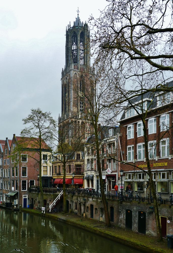 De Domtoren zu Utrecht