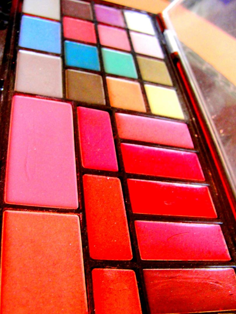 De la couleur, dans nos vies.