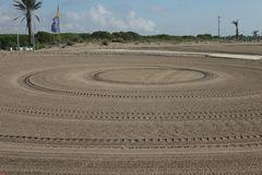 De la serie composiciones en la playa 14