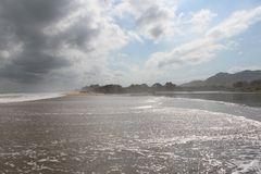 De la serie Composiciones en la playa 5
