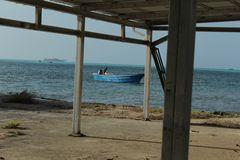 De la serie Composiciones en la playa 8