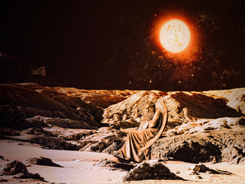 De la terre à la lune...