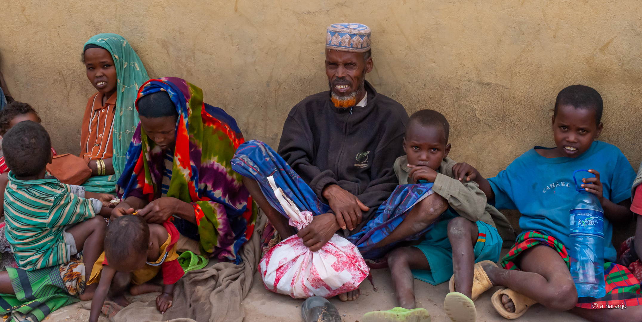DE LAS CALLES DE HARAR ETIOPIA