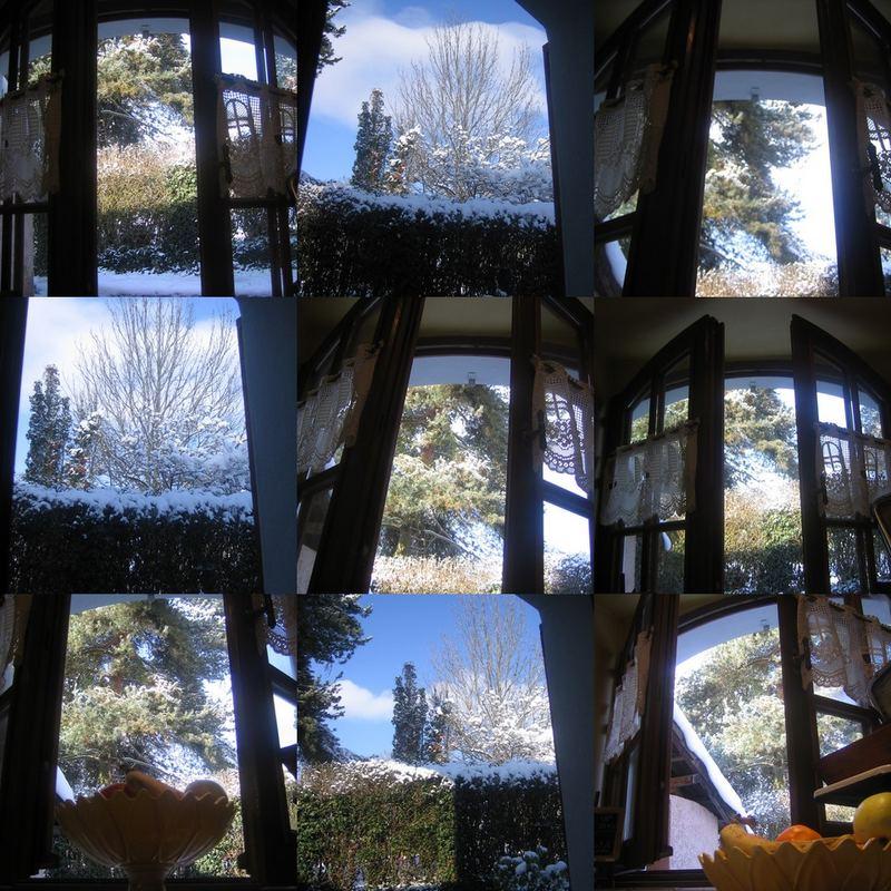 de ma fenêtre...