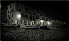 De nit a Calella