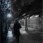 De nuit, à deux pas du Palais de Justice...