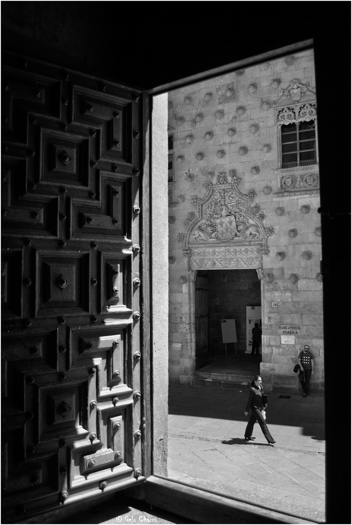 De puerta a puerta