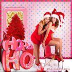 De rojo en navidad , Ho ho ho!!