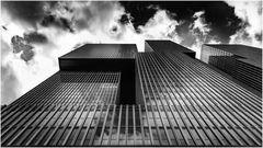 """""""De Rotterdam Gebaut"""" von Rem Koolhaas."""