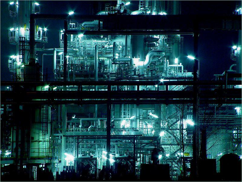 DEA Raffinerie II