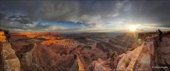 Deadhorse Point Panorama
