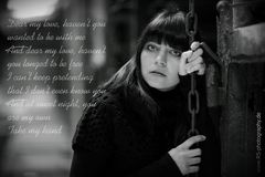 Dear my love .....
