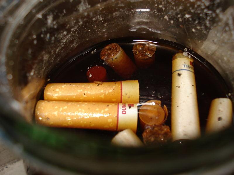 death in a jar