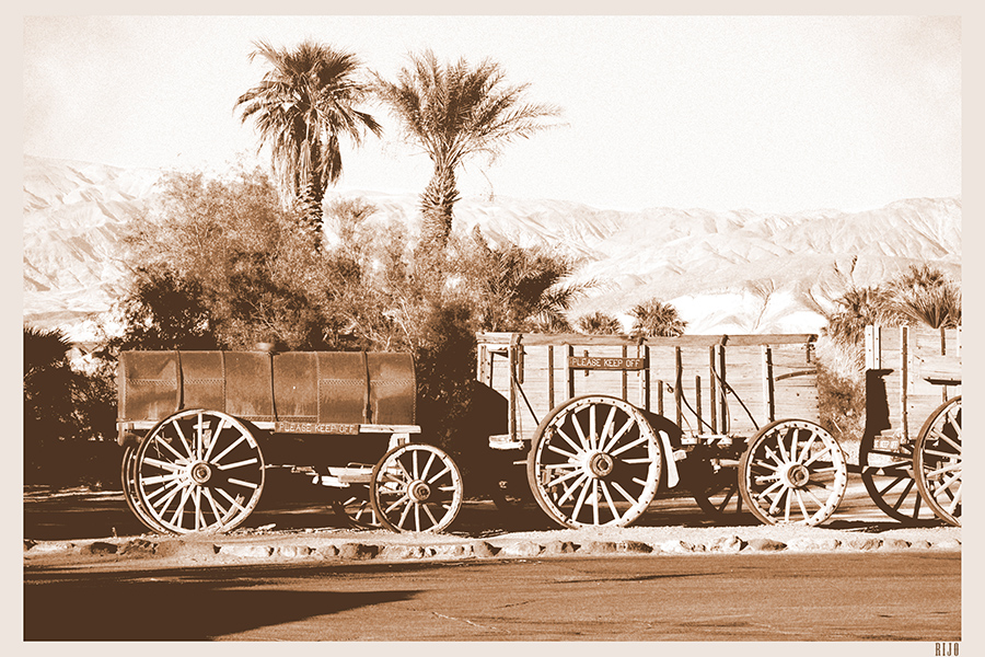 death valley carriage