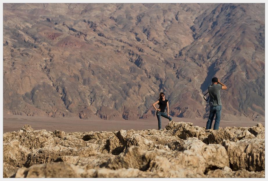 Death Valley: Devils Golf Course