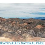 Death Valley National Park*