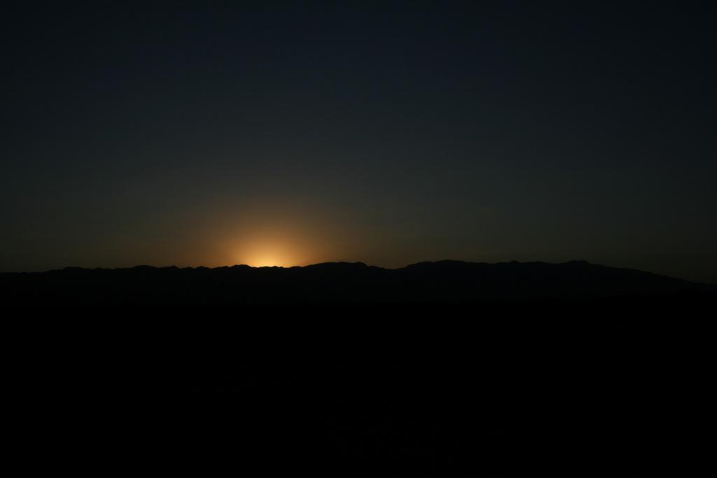 Death-Valley-Nationalpark- Sonnenuntergang