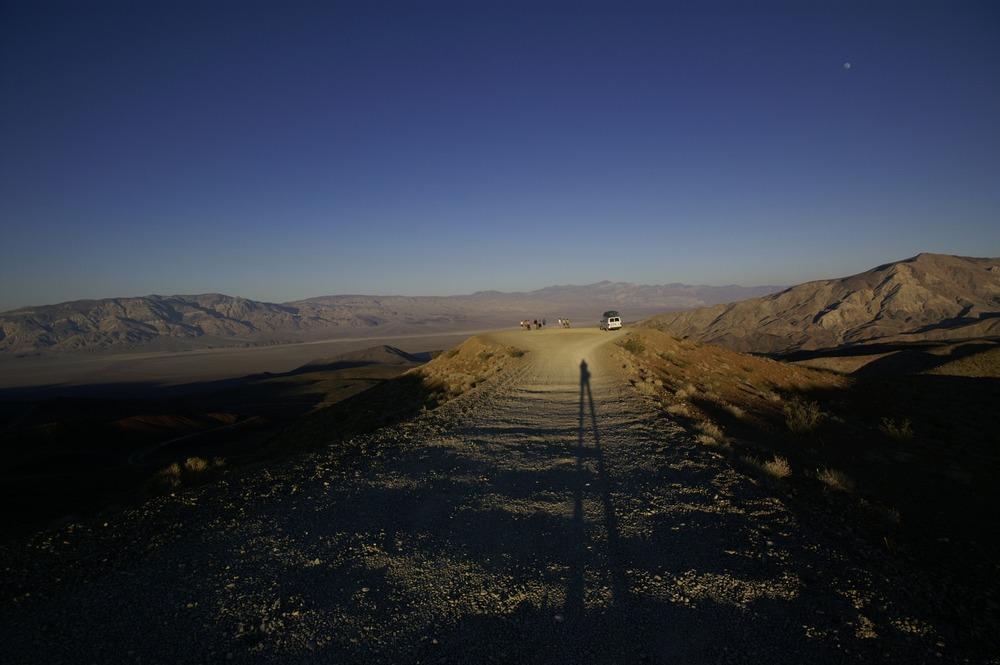 Death Valley NP - Aussichtspunkt