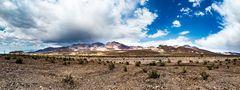 Death Valley Thunderstorm
