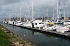 Deauville - Bootshafen