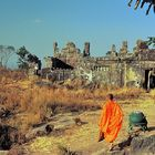 Debris of the Central Sanctuary at Prasat Preah Vihean