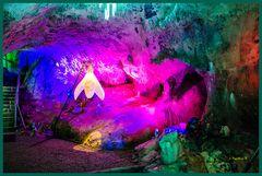 Dechenhöhle - Höhlenlichter -1