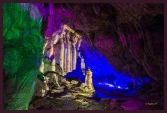 Dechenhöhle - Höhlenlichter - 3