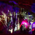 Dechenhöhle - Höhlenlichter - 5