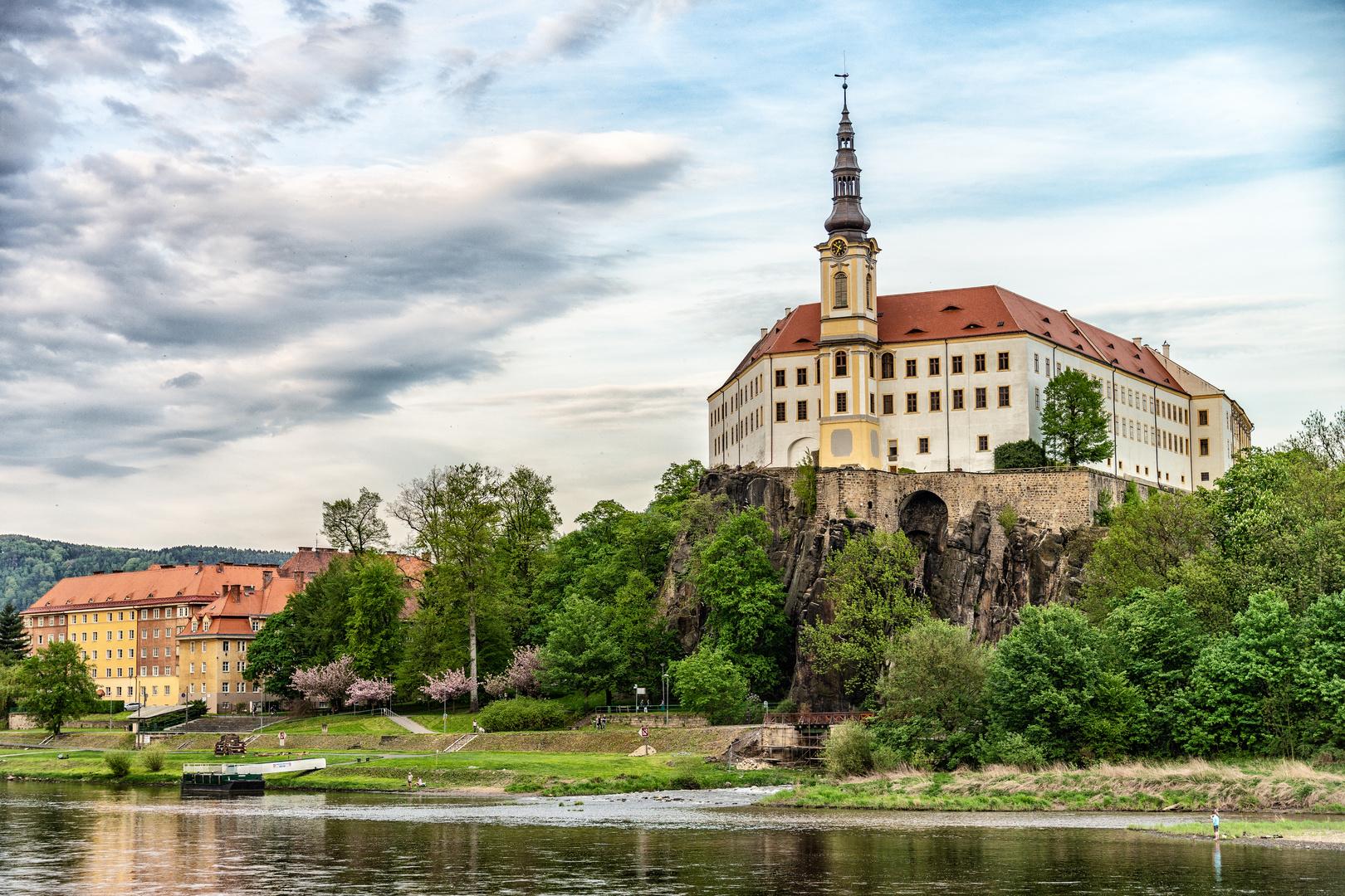 Decin klassisch foto bild architektur europe czech for Architektur klassisch