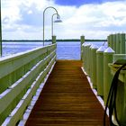 Deck at the marina