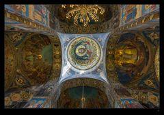 Decke der Blutkirche