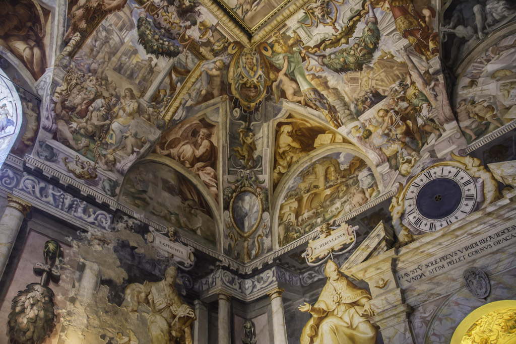Decke der Duomo 2