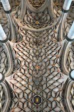 Decke über dem Alterraum Heilig-Kreuz Münster