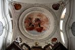 Decken-Fresko Sankt Mang