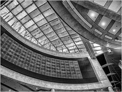 Deckenblick, Haus der Geschichte, Bonn