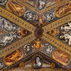 Deckenfresko im Dom zu Parma
