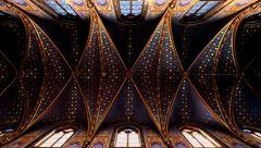 Deckengewölbe