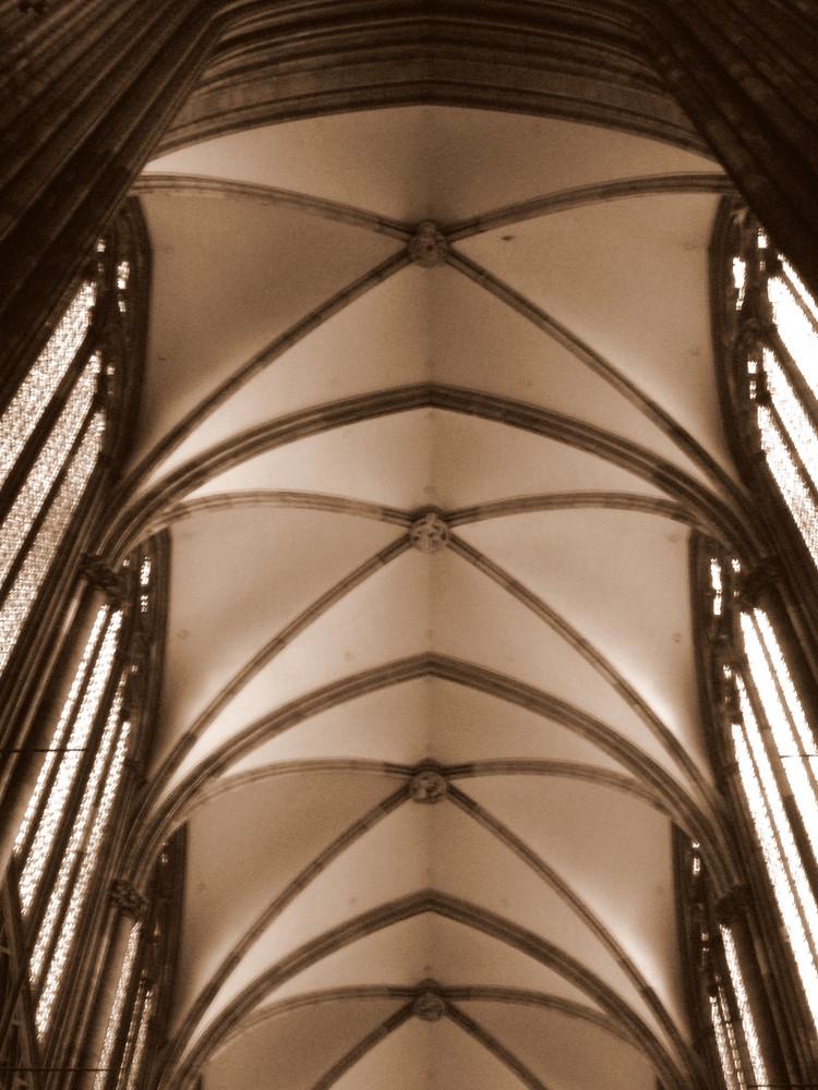 Deckengewölbe III