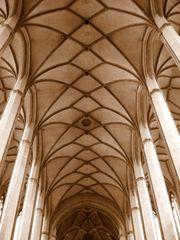 Deckengewölbe IV