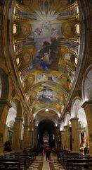 Deckenpanorama der Basilika