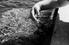 Découverte de l'eau