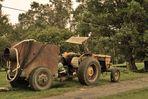 Decrepit Tractor