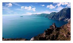 dedicata ad Adriana Lissandrini - Costiera Amalfitana - Il Sentiero degli Dei