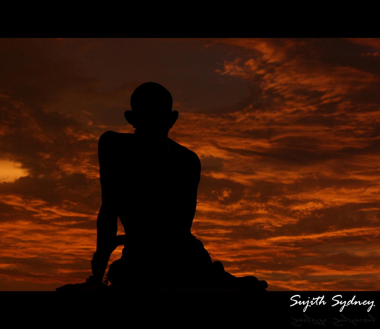Dedicated to the memory of Gandhi