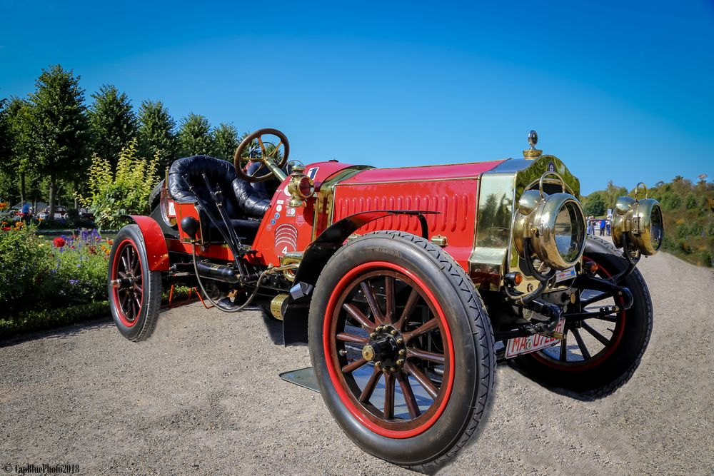 DeDion Bouton Grand-Prix  F 1908