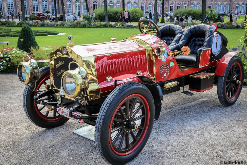 DeDion Bouton Grand Prix F 1908