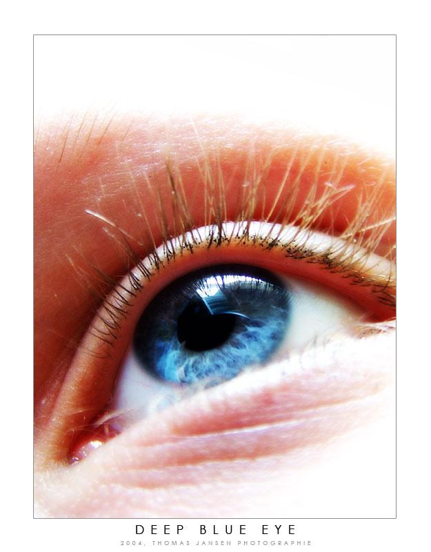 Deep Blue Eye
