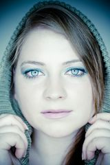Deep Blue Eyes
